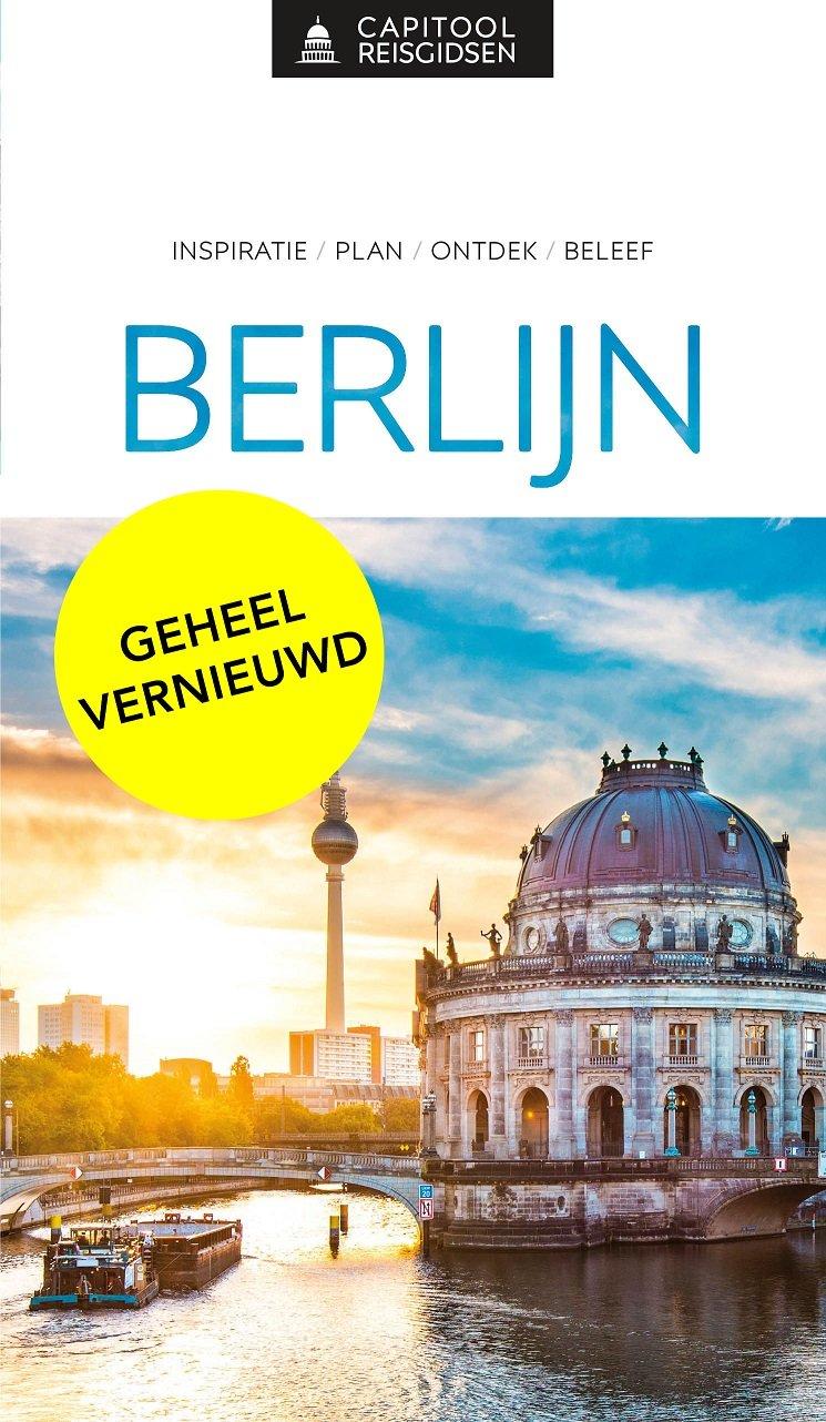 Capitool Berlijn 9789000369003  Unieboek Capitool Reisgidsen  Reisgidsen Berlijn, Brandenburg