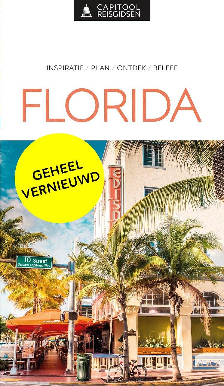 Capitool Florida 9789000369027  Unieboek Capitool Reisgidsen  Reisgidsen Florida