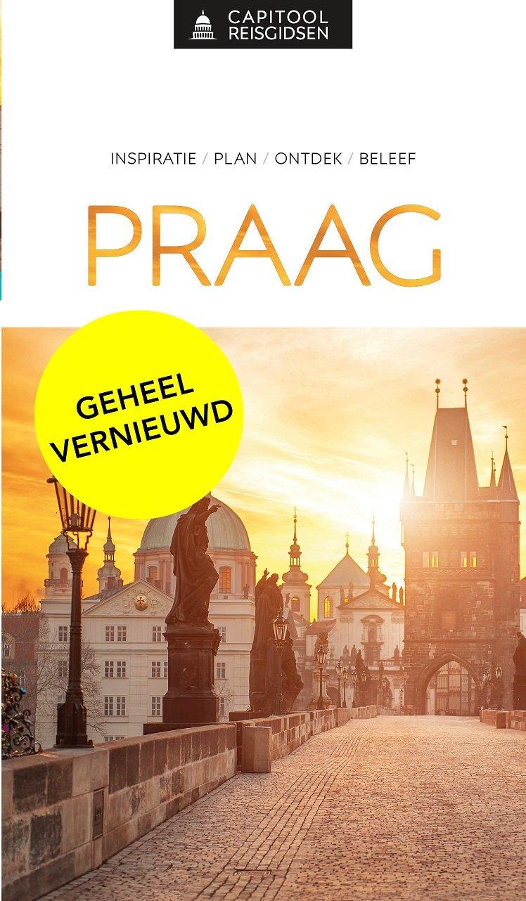Capitool Praag 9789000369065  Unieboek Capitool Reisgidsen  Reisgidsen Tsjechië