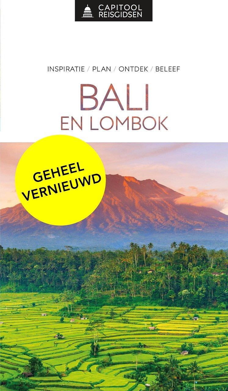 Capitool Bali en Lombok 9789000369096  Unieboek Capitool Reisgidsen  Reisgidsen Indonesië