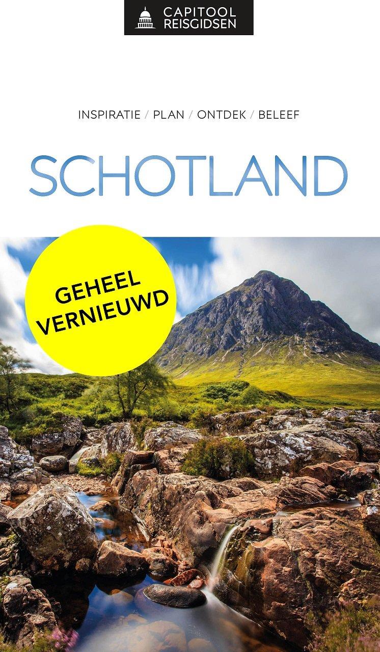 Capitool Schotland 9789000369218  Unieboek Capitool Reisgidsen  Reisgidsen Schotland