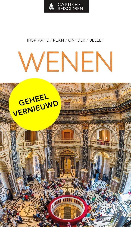 Capitool Wenen 9789000369232  Unieboek Capitool Reisgidsen  Reisgidsen Wenen, Noord- en Oost-Oostenrijk