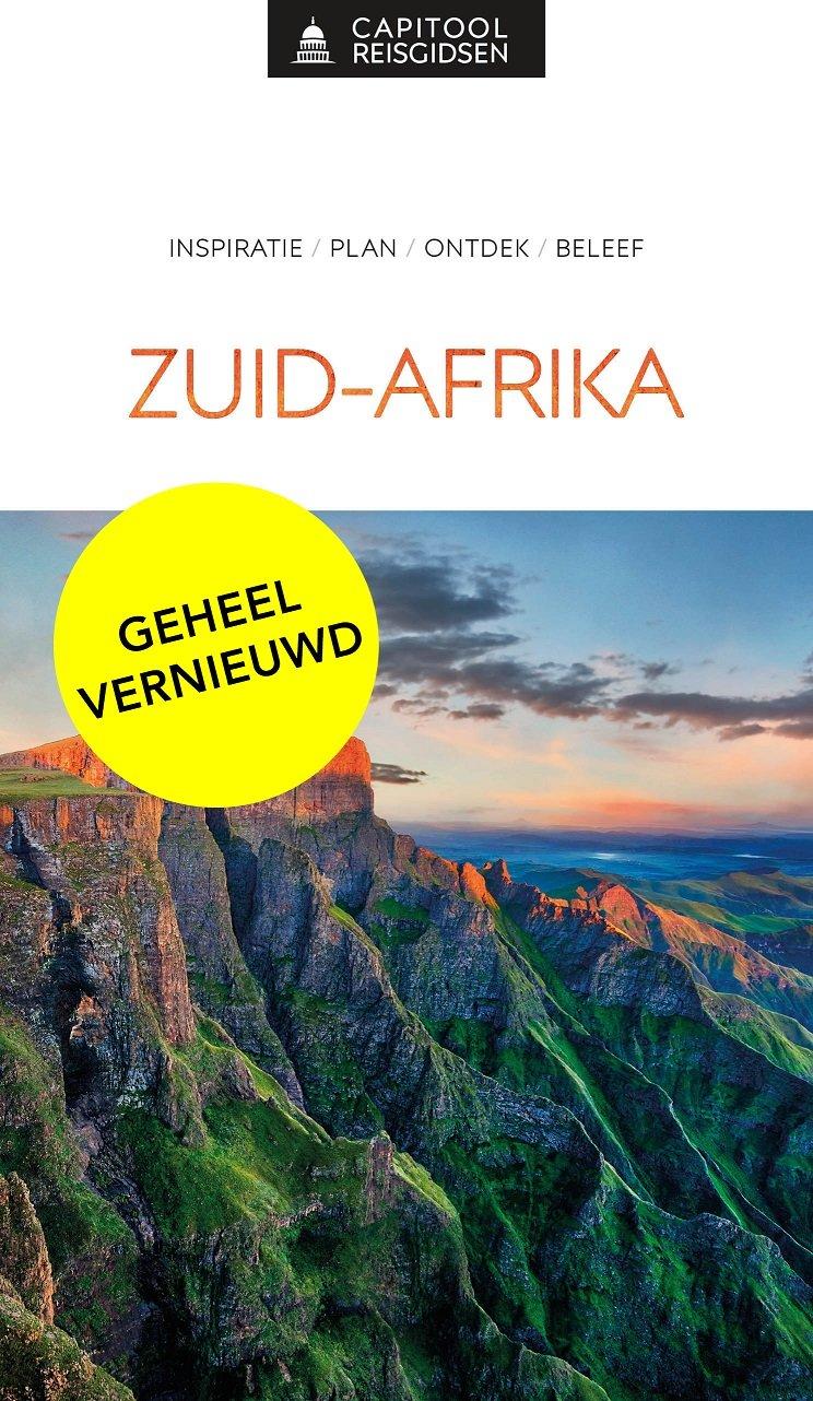 Capitool Zuid-Afrika 9789000369249  Unieboek Capitool Reisgidsen  Reisgidsen Zuid-Afrika