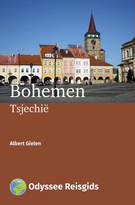 Bohemen | reisgids 9789461230492 Albert Gielen Odyssee   Reisgidsen Tsjechië