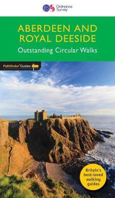 PG-46  Aberdeen and Royal Deeside Pathfinder Guide 9780319090558  Crimson Publishing / Ordnance Survey Pathfinder Guides  Wandelgidsen Schotland