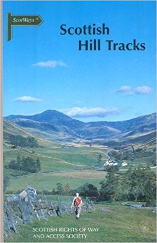 Scottish Hill Tracks [WN002] 9780954673505 Moir Scottish Rights of Way   Wandelgidsen Schotland