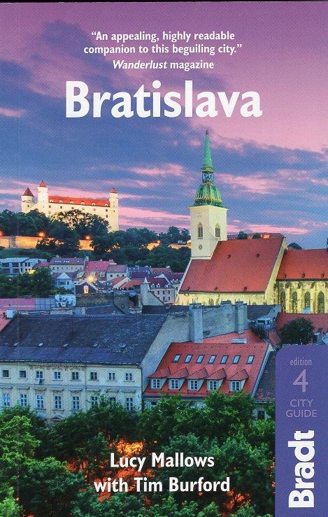 Bratislava | reisgids 9781784774851  Bradt   Reisgidsen Slowakije
