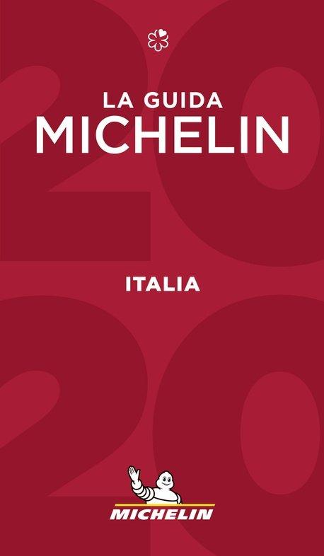 Michelin Gids Italië | Italia 2020 9782067241831  Michelin Rode Jaargidsen  Hotelgidsen, Restaurantgidsen Italië