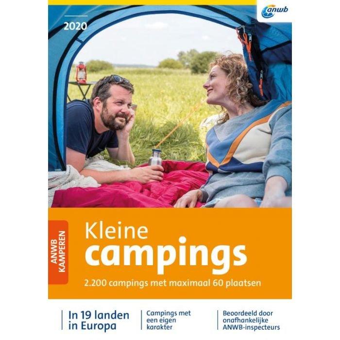 Kleine Campings 2020 9789018045883  ANWB ANWB Campinggidsen  Campinggidsen Europa