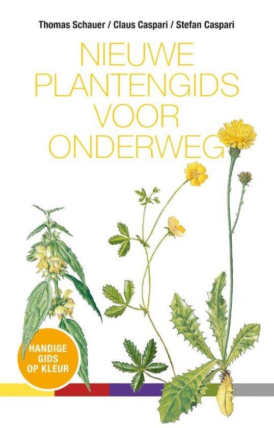 Nieuwe plantengids voor onderweg 9789021575070  Kosmos Tirion Natuur  Natuurgidsen, Plantenboeken Europa