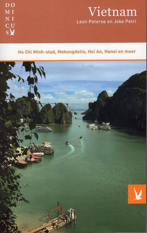 Dominicus reisgids Vietnam 9789025768218  Gottmer Dominicus reisgidsen  Reisgidsen Vietnam