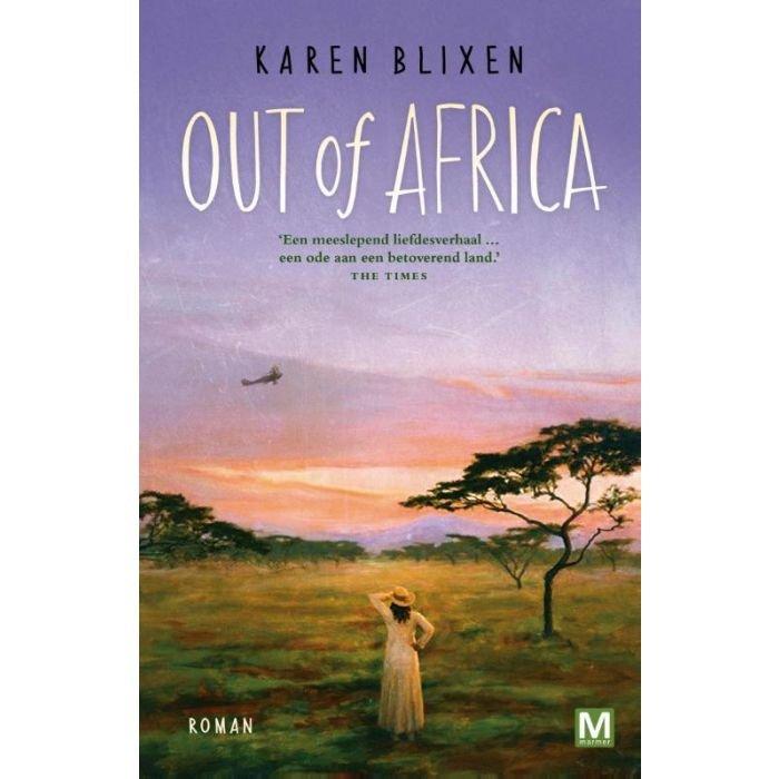 Out of Africa 9789460683305 Karen Blixen Marmer   Reisverhalen Kenia