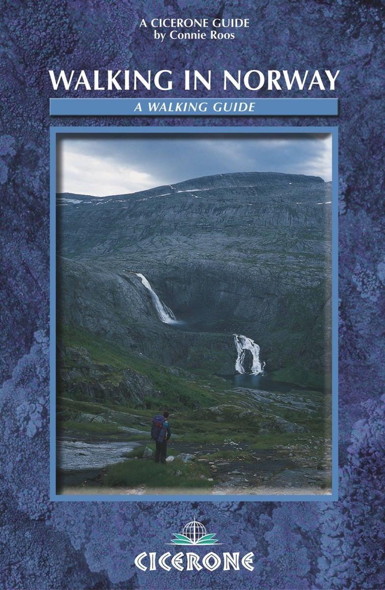 Walking in Norway 9781852842307 Constance Roos Cicerone Press   Wandelgidsen Noorwegen