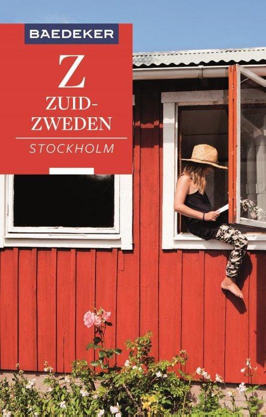Zuid-Zweden Baedeker reisgids 9783829759670  Baedeker Baedeker Nederlands  Reisgidsen Zuid-Zweden