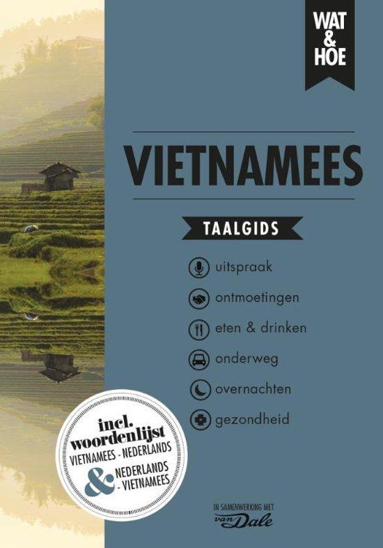 Wat en Hoe: Vietnamees | taalgids 9789021573755  Kosmos Wat en Hoe Taalgids  Taalgidsen en Woordenboeken Vietnam