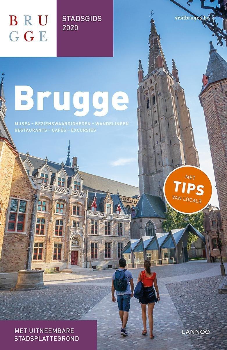 Brugge   2020 9789401464888  Lannoo   Reisgidsen Gent & Brugge