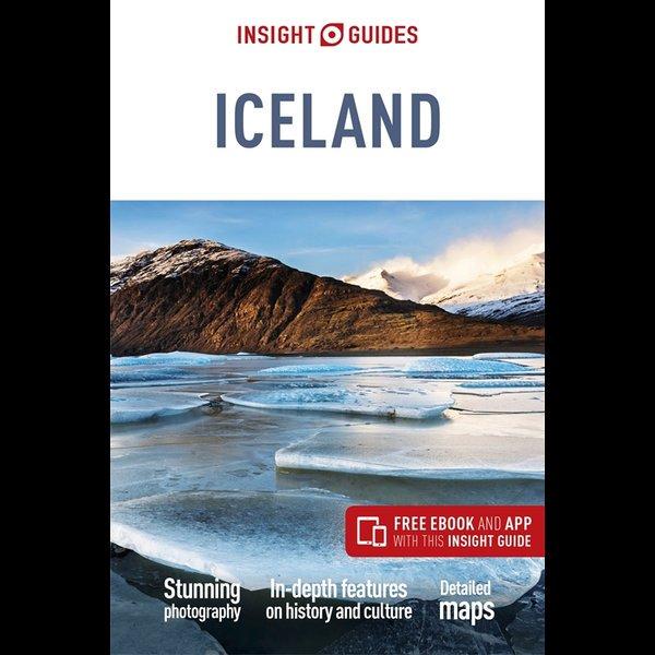 Insight Guide Iceland 9781789191455  APA Insight Guides/ Engels  Reisgidsen IJsland