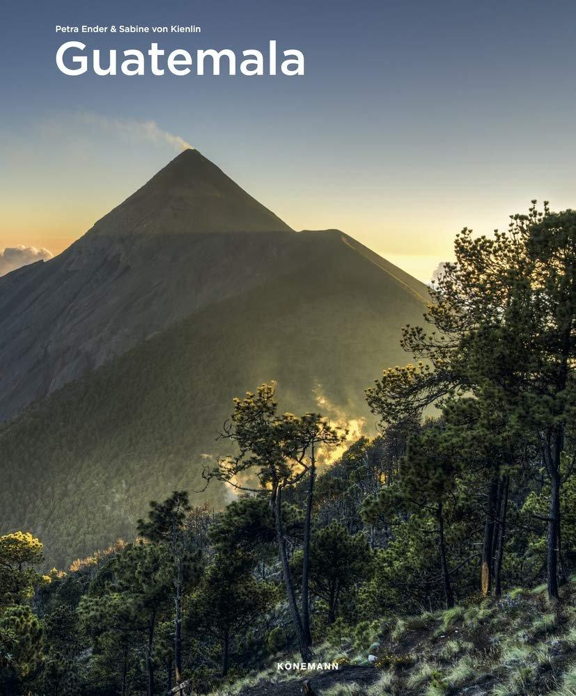 Guatemala | fotoboek 9783741923265  Könemann   Fotoboeken Yucatan, Guatemala, Belize