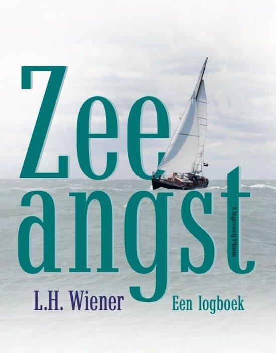 Zeeangst   L.H. Wiener 9789492928894 L.H. Wiener Pluim   Landeninformatie Zeeën en oceanen