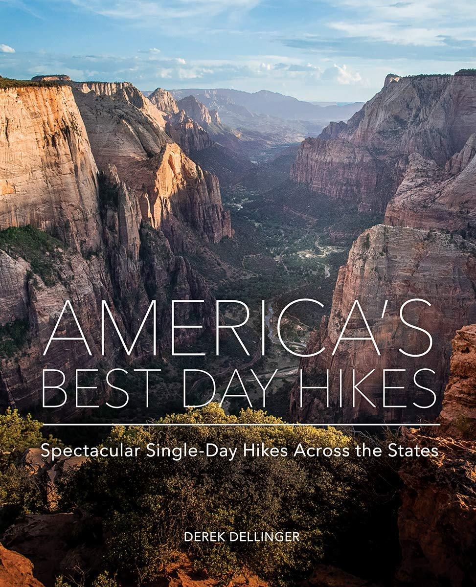 America's Best Day Hikes 9781682682654  Countryman Press   Wandelgidsen Verenigde Staten