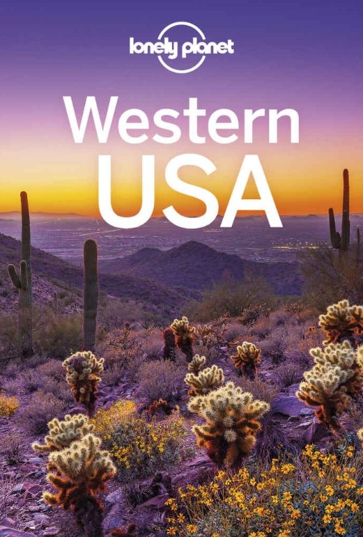 Lonely Planet  Western USA 9781787016880  Lonely Planet Travel Guides  Reisgidsen VS-West, Rocky Mountains