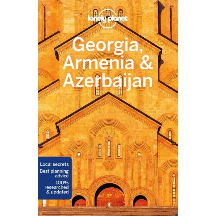 Lonely Planet Georgia, Armenia, Azerbaijan 9781786575999  Lonely Planet Travel Guides  Reisgidsen Kaukasus
