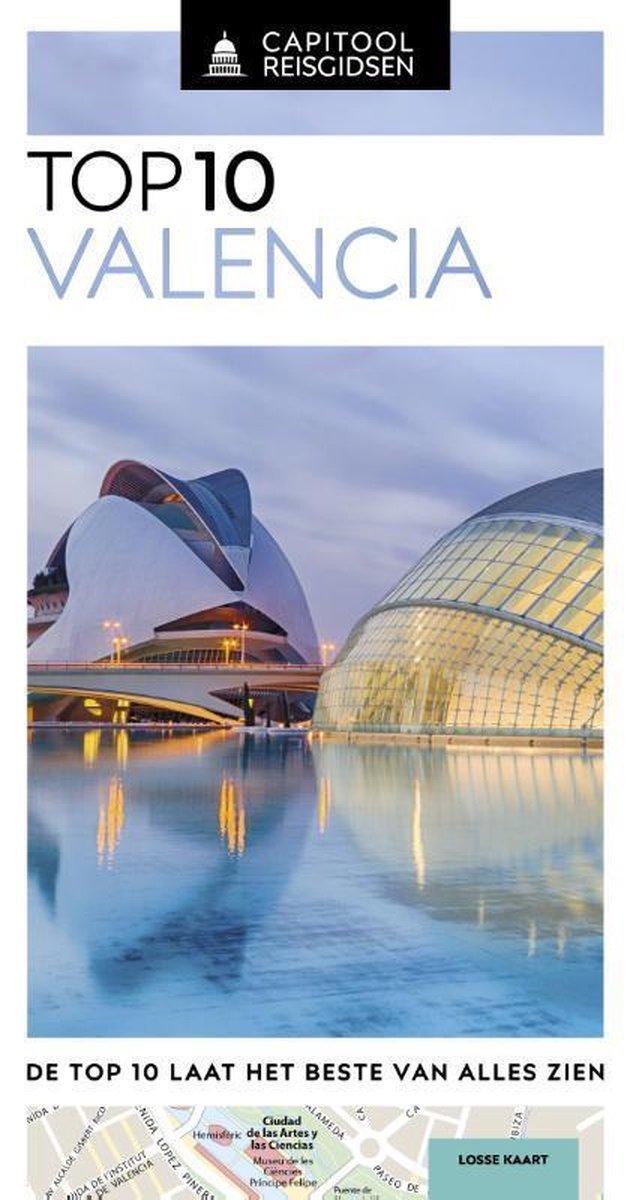 Capitool Top 10 Valencia 9789000374045  Unieboek Capitool Top 10  Reisgidsen Valencia
