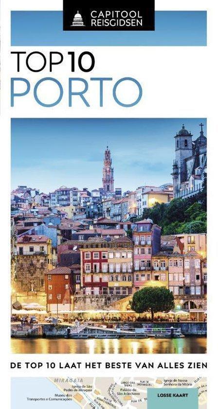 Capitool Top 10 Porto 9789000374052  Unieboek Capitool Top 10  Reisgidsen Noord en Midden-Portugal, Lissabon