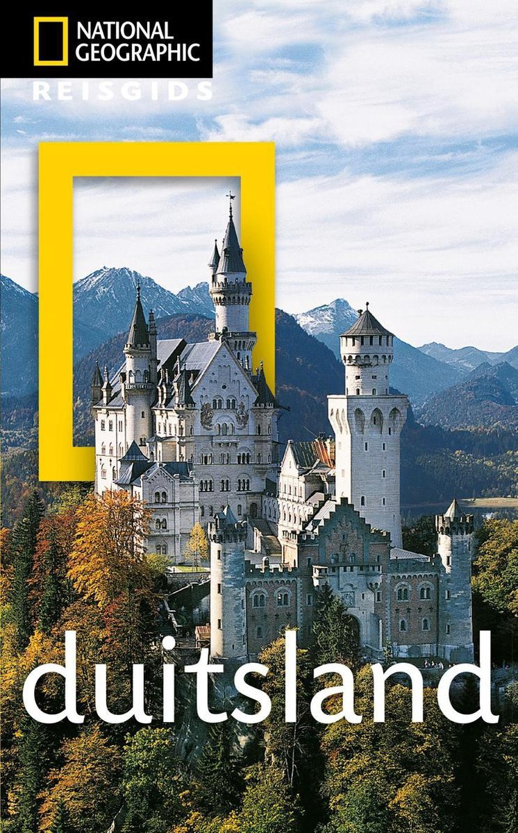 National Geographic Duitsland 9789021573748  Kosmos National Geographic  Reisgidsen Duitsland
