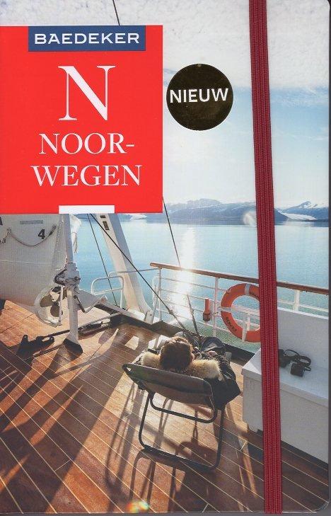 Noorwegen Baedeker reisgids 9783829758734  Baedeker Baedeker Nederlands  Reisgidsen Noorwegen