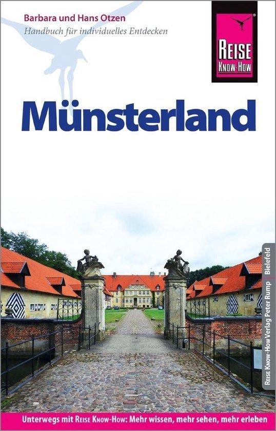 Münsterland | reisgids 9783831730452  Reise Know-How   Reisgidsen Münsterland, Bentheim