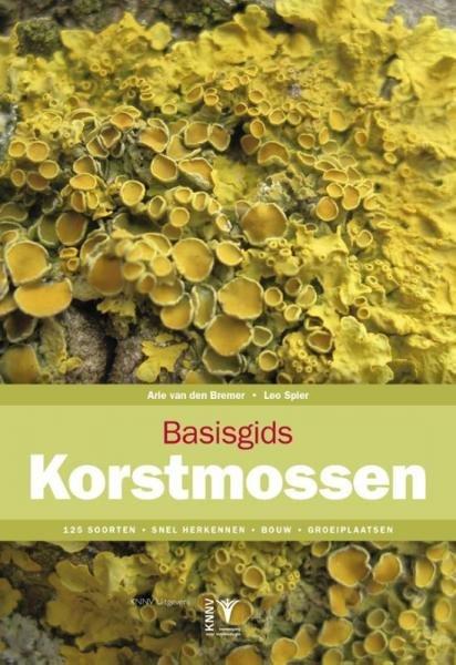 Basisgids Korstmossen 9789050115001  KNNV Basisgidsen  Natuurgidsen Nederland