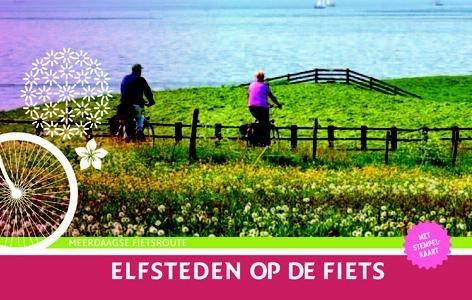 Elfstedenfietsroute 9789058818423  Buijten & Schipperheijn meerdaagse fietsroutes (NL)  Fietsgidsen, Meerdaagse fietsvakanties Friesland