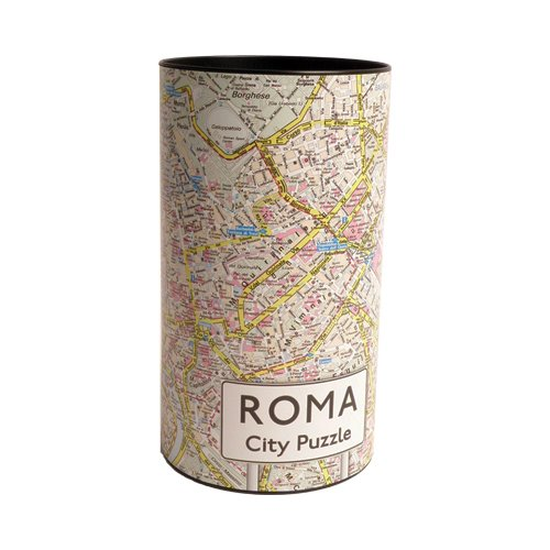 City Puzzle Rome 4260153694112  Craenen City Puzzles  Overige artikelen Rome, Lazio