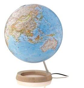National Geographic Neon Classic Globe 8007239973404  National Geographic   Cadeau-artikelen, Globes Wereld als geheel