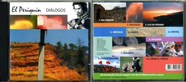 Diálogos 8715777006996 El Periquin El Periquin   Muziek Andalusië