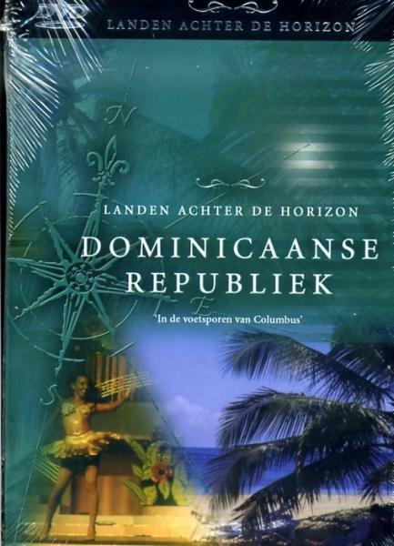 Dominicaanse Republiek (DVD) 8717545900055  Multistock Landen achter de horizon  Reisgidsen Overig Caribisch gebied