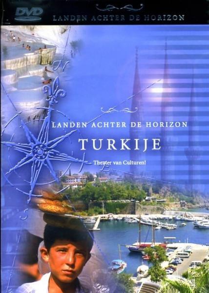 Turkije (DVD) 8717545900161  Multistock Landen achter de horizon  Reisgidsen Turkije
