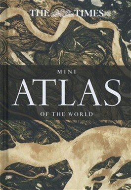 The Times Mini Atlas of the World 9780008262501  Collins   Wegenatlassen Wereld als geheel