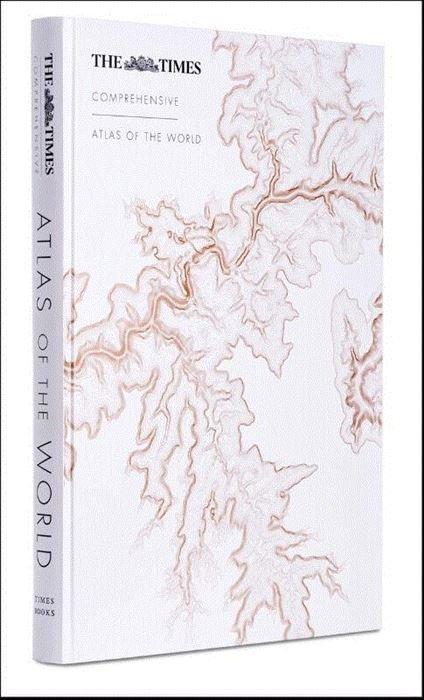 The Times Comprehensive Atlas of the World - 15th ed. 9780008293383  Times   Wegenatlassen Wereld als geheel