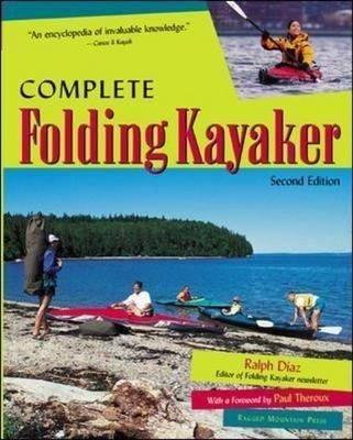 Folding Kayaker 9780071408097 Diaz MCGRAW-HILL BOOK COMPANY   Watersportboeken