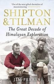 Shipton and Tilman 9780099505082 Jim Perrin Arrow books   Klimmen-bergsport, Reisverhalen Himalaya