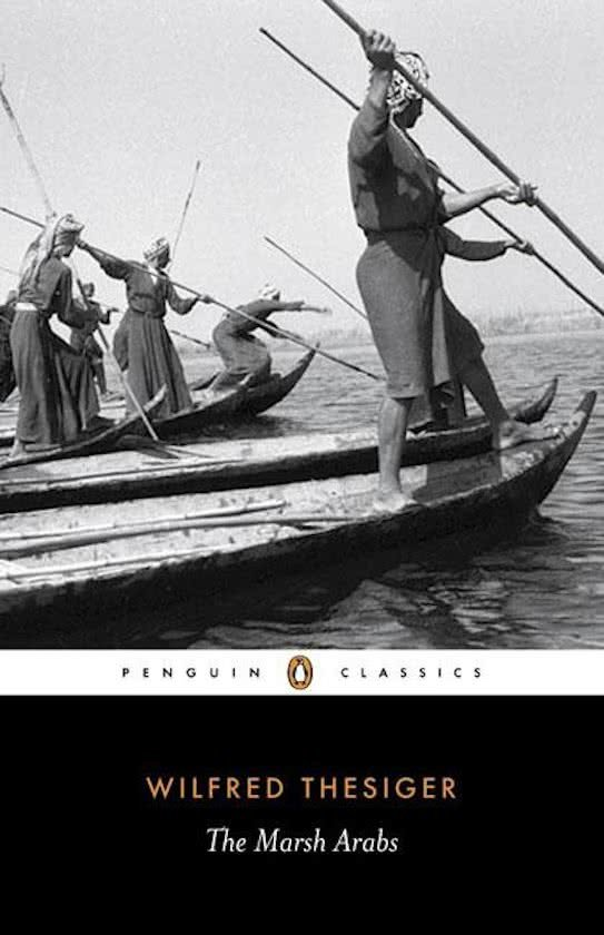 The Marsh Arabs | Wilfred Thesiger 9780141442082 Wilfred Thesiger Penguin   Historische reisgidsen, Reisverhalen Syrië, Libanon, Jordanië, Irak