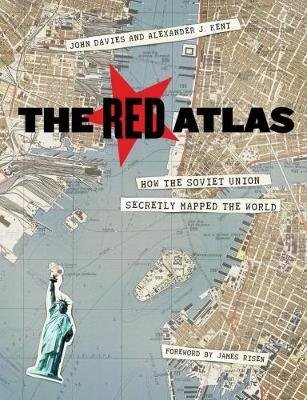 The Red Atlas 9780226389578  The University of Chicago Press   Historische reisgidsen, Wegenatlassen Wereld als geheel