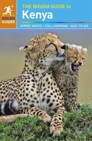 Rough Guide Kenya 9780241241486  Rough Guide Rough Guides  Reisgidsen Kenia