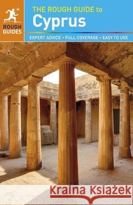 Rough Guide Cyprus * 9780241249468  Rough Guide Rough Guides  Reisgidsen Cyprus