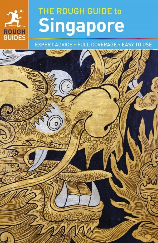 Rough Guide Singapore 9780241252789  Rough Guide Rough Guides  Reisgidsen Singapore