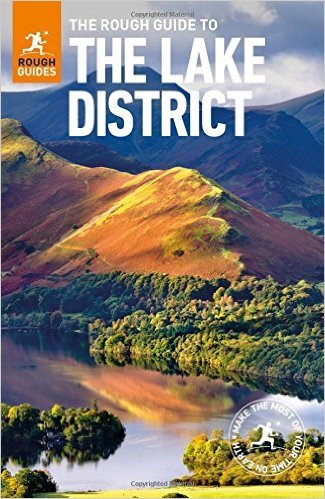 Rough Guide Lake District 9780241256114  Rough Guide Rough Guides  Reisgidsen Noord-Engeland