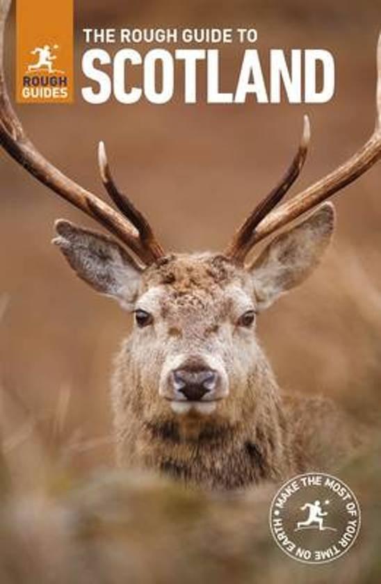 Rough Guide Scotland 9780241271032  Rough Guide Rough Guides  Reisgidsen Schotland