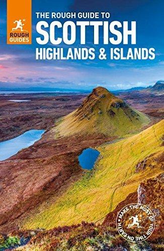 Rough Guide Scottish Highlands & Islands 9780241272312  Rough Guide Rough Guides  Reisgidsen de Schotse Hooglanden (ten noorden van Glasgow / Edinburgh), Skye & the Western Isles